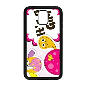 ZXCV Lovely worm Cell Phone Case for Samsung Galaxy S5