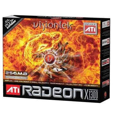 (Radeon X1300 256MB PCI-E SFF Dual Link DVI-i)