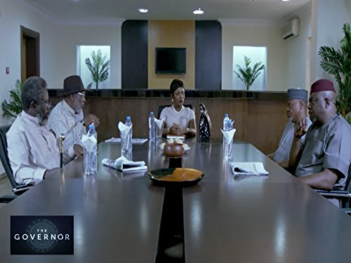 The Governor Episode 5 (Video Upper Cabinet)