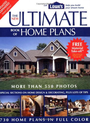 New Ultimate Book Home Plans product image