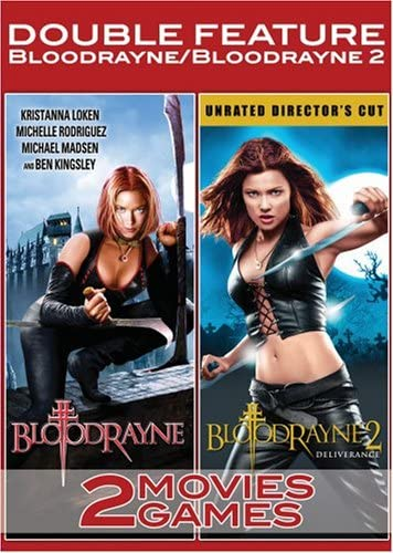 Amazon Com Bloodrayne Bloodrayne 2 Electronics