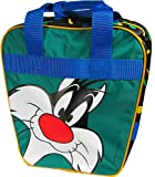 Sylvester 1 Ball Bowling Bag - Holds Shoes - by Brunswick