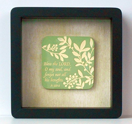 Shadow Box Memorial Gift to Send for Sympathy to a Funeral or Residence When Someone Loses Family or Friend