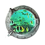 uxcell® Undersea World Vinyl PVC Home Room Bathroom Removable Art Magic 3D DIY Decor Wall Sticker Waterproof Decals