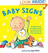 #8: Baby Signs: A Baby-Sized Introduction to Speaking with Sign Language