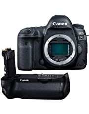 Canon EOS 5D Mark IV DSLR Body - With Canon BG-E20 Battery Grip