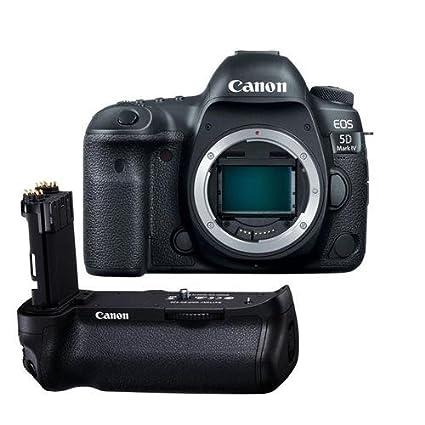 canon 5d mark iv grey import