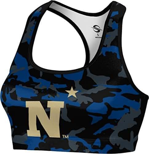 ProSphere Women's United States Naval Academy Camo Sports Bra