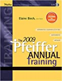 The 2009 Pfeiffer Annual: Training (w/ CD)