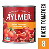 Aylmer Diced Tomato - 8 Pack, Diced, 8 Count