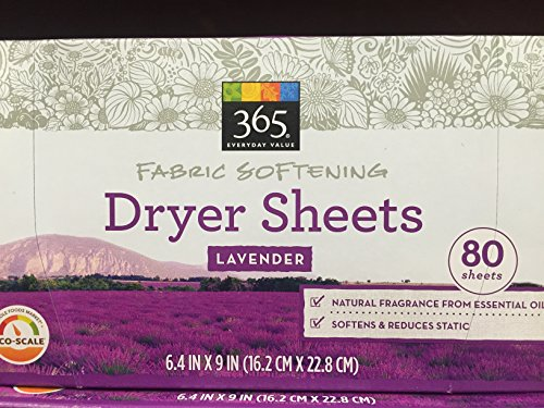 365-everyday-value-fabric-softener-dryer-sheets-lavender-80-sheets