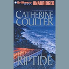 Riptide: FBI Thriller #5 Audiobook by Catherine Coulter Narrated by Laural Merlington