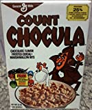 """Count Chocula Style 2 Vintage Cereal Box 2"""" x 3"""" Refrigerator or Locker MAGNET"""