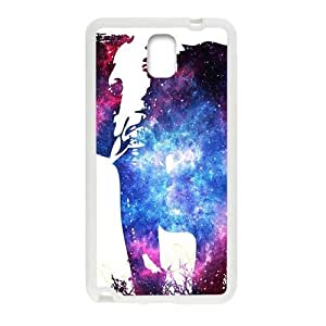 Abstract elephant and skull Cell Phone Case for Samsung Galaxy Note3