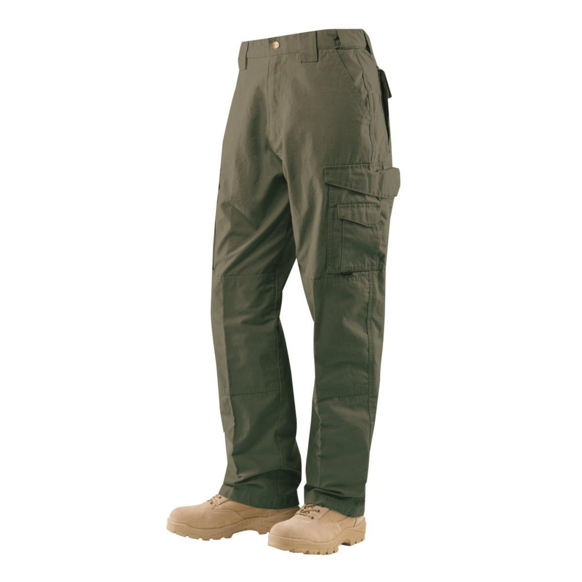 Tru-Spec Men's 24/7 Tactical Pants, Ranger Green, 50 X Unhemmed