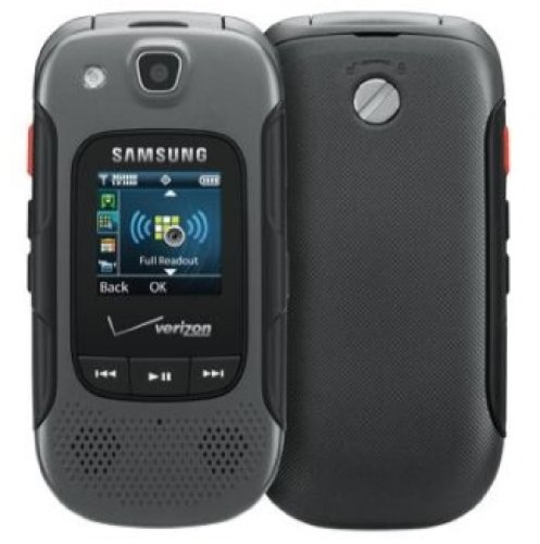 Samsung Convoy 3, Gray (Verizon Wireless)