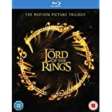 The Lord of the Rings - The Motion Picture Trilogy [Blu-ray]