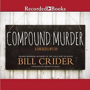 Compound Murder Audiobook
