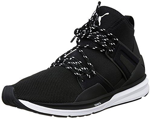 Unisex Puma High Olive Glory Running Blaze Limitless Black of Sneaker IGNITE zrqrIX