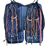 Professionals Choice Bag Bridle Bag Black HA-910