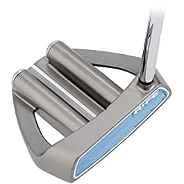 Rife Two Bar Hybrid Mallet Heel Shafted Putter (Right Hand, 33-Inch)