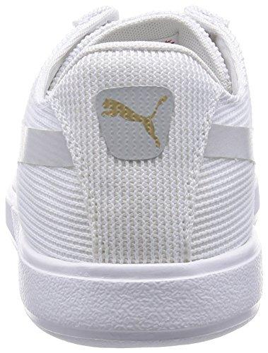 Puma , Baskets pour homme blanc Blanc - gris 41