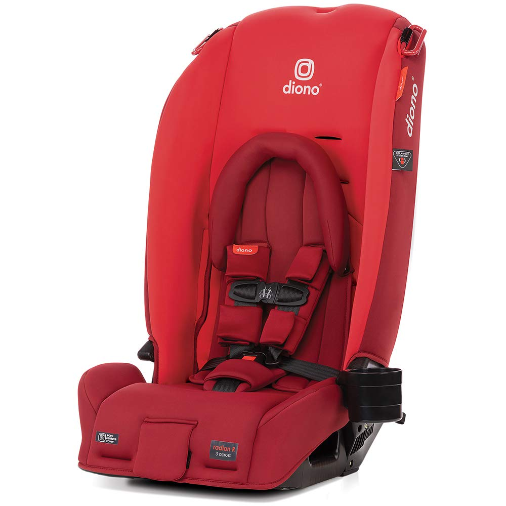 Diono Radian 3RX 3-in-1 Rear and Forward Facing Convertible Car Seat