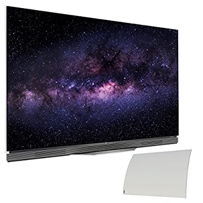 "LG OLED55E6P 55"" Class E6 Series 4K UHD OLED 3D Smart TV with Mohu Curve 50 Indoor Amplified HDTV Antenna"