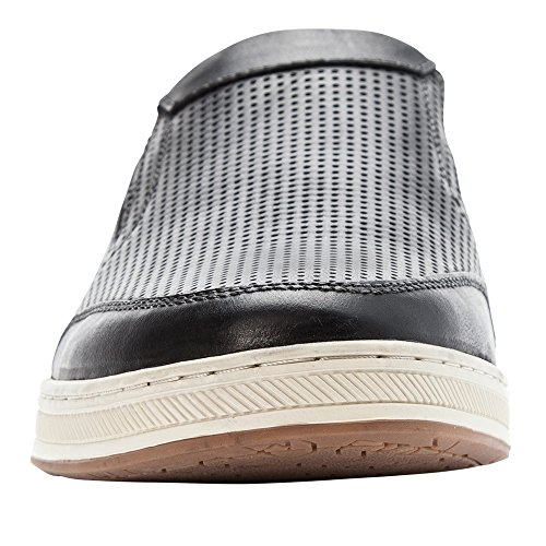 Propét Logan Men's Slip On Black shop offer sale online outlet with paypal order collections sale online free shipping outlet store low shipping online z06wj4h