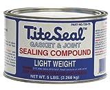 TITESEAL by GUNK T2075-6PK Light Weight Sealing