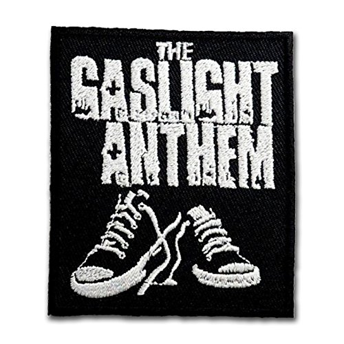 Gaslight Anthem Band DIY Embroidered Patch 2.5