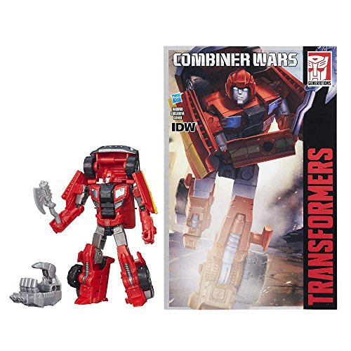 Transformers Generations Combiner Wars Deluxe Class Ironhide Figure