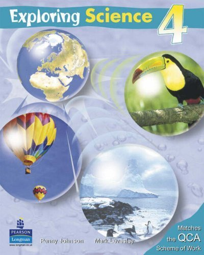 Exploring Science: Pupil's Book Year 4 (Exploring Science) by Mark Levesley (2005-10-04)