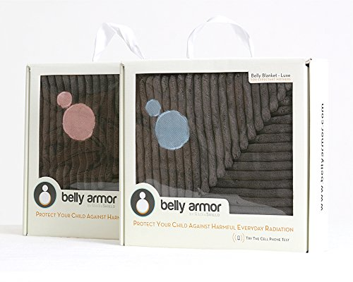 Belly Armor Belly Blanket Luxe - Champagne by Belly Armor (Image #3)