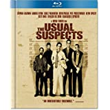 Usual Suspects BD+Book