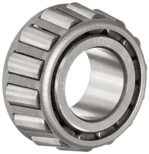 Timken 1380 Tapered Roller Bearing, Single Cone, Standard Tolerance, Straight Bore, Steel, Inch, 0.8750