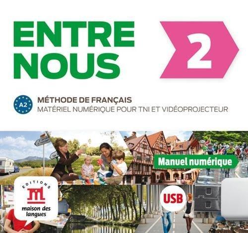 Read Online Entre Nous: Cle Usb Multimediaction 2 (A2) ebook