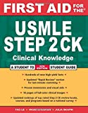 img - for First Aid for the USMLE Step 2 CK (First Aid USMLE) book / textbook / text book