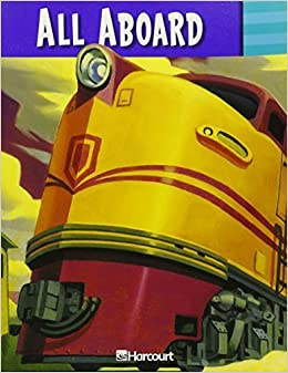 Book Trophies: Intervention Reader Grade 6 All Aboard by HARCOURT SCHOOL PUBLISHERS (2002-01-01)