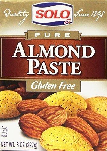 Solo Paste Almond by SOLO