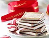 Ghiradelli Limited Edition Peppermint Bark Dark Chocolate - 66, 12g squares