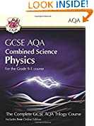 #7: New Grade 9-1 GCSE Combined Science for AQA Physics Student Book with Online Edition
