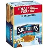 Swiss Miss Hot Cocoa Mix Milk Chocolate 60 Envelopes [Misc.]