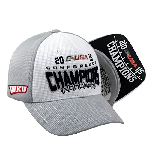 Top of the World Western Kentucky Hilltoppers 2015 Football CUSA Conference Champ Locker Room Hat