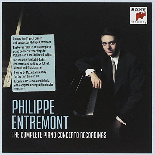 - The Complete Piano Concerto Recordings