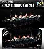 1/700 R.M.S.TITANIC LED SET #14220 MULTI COLOR PARTS by Academy Models