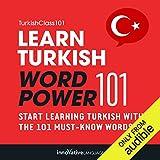 Learn Turkish - Word Power 101