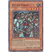 Yu-Gi-Oh! - Exiled Force (LOD-023) - Legacy of Darkness - 1st Edition - Super Rare