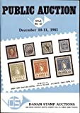 United States, British Commonwealth, General Foreign, Scandinavia Specialized	(Stamp Auction Catalog) (Danam Sale No. 42)