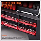HORUSDY 100-Piece Magnetic Screwdriver Set with
